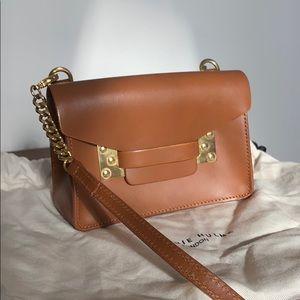 Sophie Hulme Milner Nano Leather Shoulder Bag